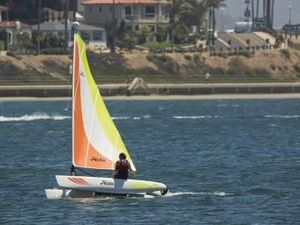 New Hobie Bravo Cruiser Sailboat For Sale
