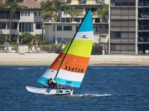 New Hobie 16 Cruiser Sailboat For Sale