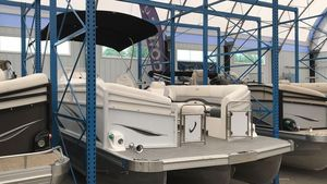 New Jc NepToon 25 DSL TT Sport Pontoon Boat For Sale