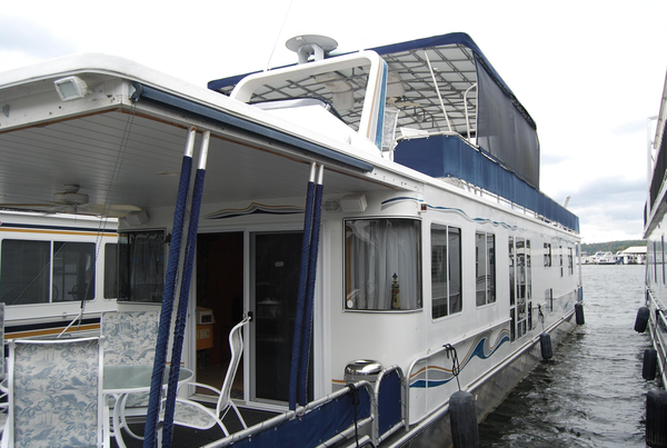Used Horizon 16 X 76 Houseboat House Boat For Sale