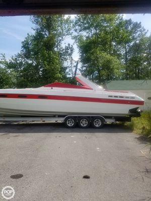 Used Chris-Craft 415 Stinger High Performance Boat For Sale