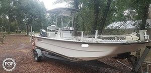 Used Carolina Skiff 2480 DLX Skiff Fishing Boat For Sale