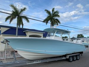 New Cobia 350 CC Center Console Fishing Boat For Sale