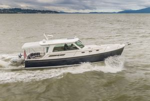Used Back Cove 37 Express Motor Yacht For Sale