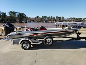 New Ranger Z 518 Bass Boat For Sale