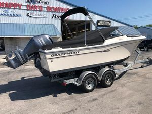 Used Grady-White Freedom 205 Saltwater Fishing Boat For Sale