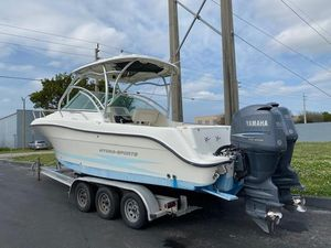 Used Hydra-Sports 2500 VX Express Cruiser Boat For Sale