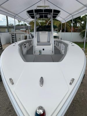 Used Monza Z 280 Center Console Fishing Boat For Sale