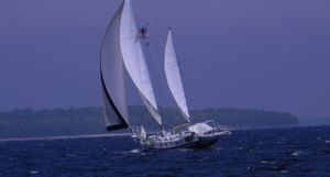 Used Custom Tom Colvin Ketch Sailboat For Sale