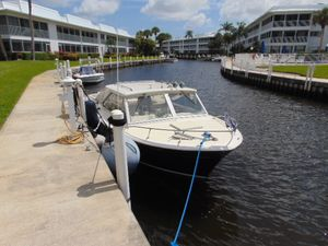 Used Chris-Craft Commander Sport Express Hardtop Power Cruiser Boat For Sale