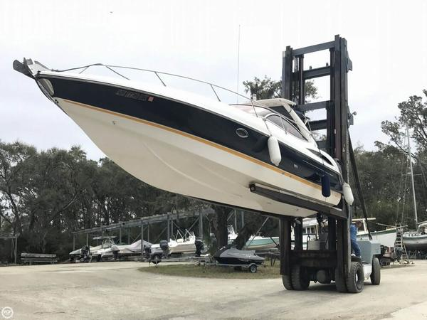 Used Sunseeker Superhawk 34 Express Cruiser Boat For Sale
