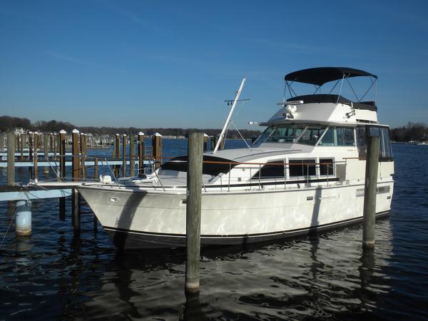 Used Bertram 42 Motor Yacht Motor Yacht For Sale