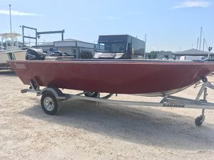 Used River Hawk PROV 16 Jon Boat For Sale