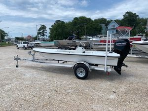 Used Ankona Copperhead Flats Fishing Boat For Sale
