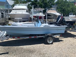 Used Center Console Riverpoint 144 CC Center Console Fishing Boat For Sale