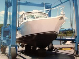 Used Cabo 31 Express Saltwater Fishing Boat For Sale