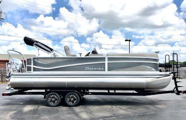 New Premier 240 SunSation Pontoon Boat For Sale