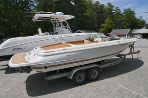 Used Chris-Craft 25 Launch Heritage Edition Bowrider Boat For Sale