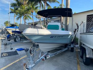 Used Sea Fox 197 Center Console Center Console Fishing Boat For Sale