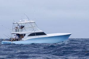 Used Blackwell Custom Carolina Sportfish Sports Fishing Boat For Sale