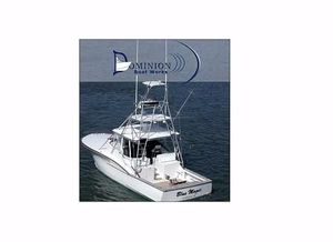 Used Dominion Boat Works Sportfish Sports Fishing Boat For Sale