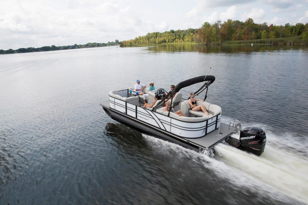 2016 New Starcraft Sls3 Pontoon Boat For Sale 38 039