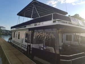 Used Stardust Cruisers HOUSEBOAT 17.5 X 50 House Boat For Sale