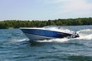 Used Donzi 26 Zx Runabout Boat For Sale