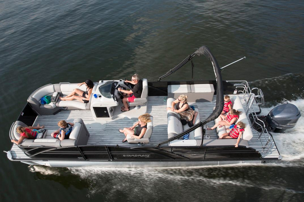 New Starcraft MX 25 DL Pontoon Boat For Sale