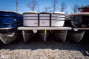 New Crest CLASSIC LX 240 SLC Pontoon Boat For Sale