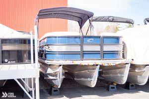 New Crest Caribbean 250 SLS Pontoon Boat For Sale