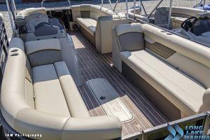 New Crest II 240 SL Pontoon Boat For Sale