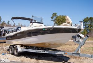 Used Nauticstar 211 Angler Cruiser Boat For Sale