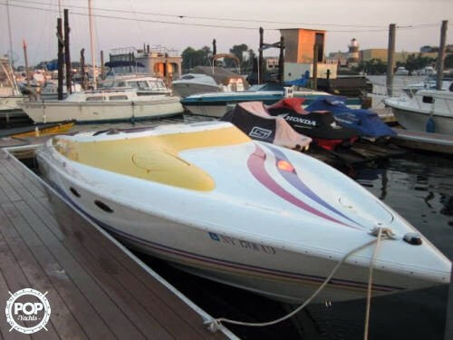 Used Baja 27 Shooter High Performance Boat For Sale