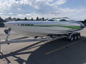 Used Dcb FX28 Extreme High Performance Boat For Sale