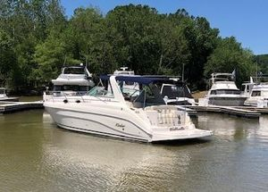 Used Rinker 342 Rinker Power Cruiser Boat For Sale