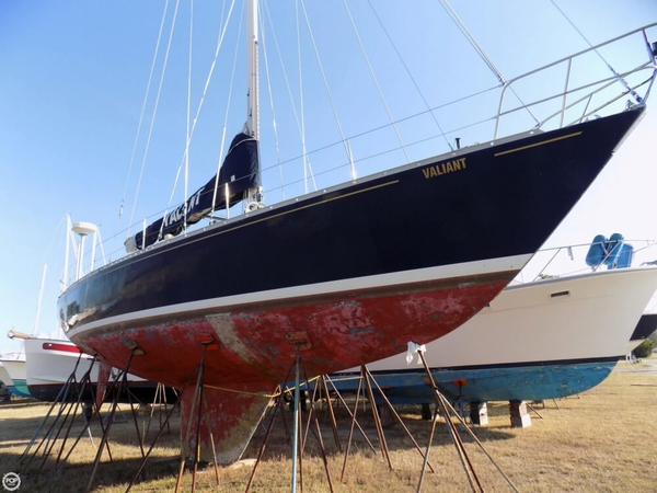 Used Navy 44 Sloop Sailboat For Sale