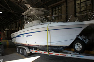 Used Pro-Line 2950 MC Walkaround Fishing Boat For Sale