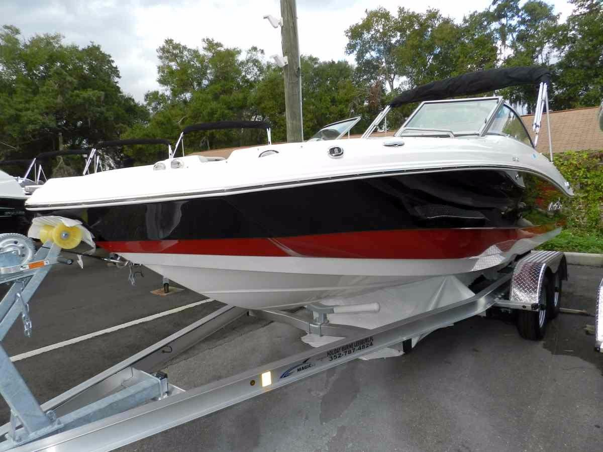 2016 New Nauticstar 203dc Sport Deck Boat For Sale