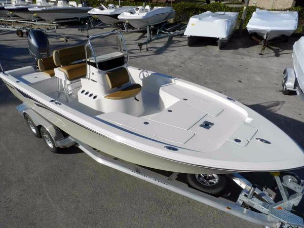 New Ranger 220 Bahia Saltwater Fishing Boat For Sale