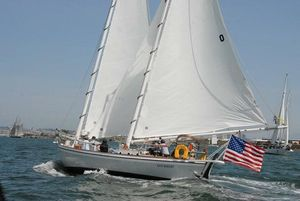 Used Custom Block Island Boat Cruiser Sailboat For Sale