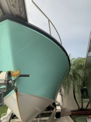 Used Aquasport 24 Walkaround Fishing Boat For Sale