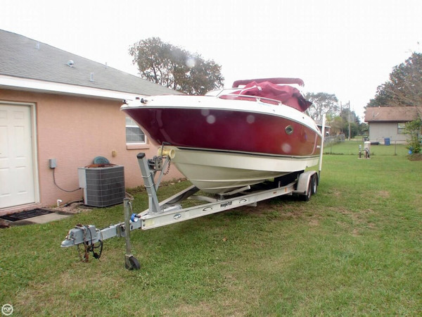 Used Monterey 248 LS Bowrider Boat For Sale