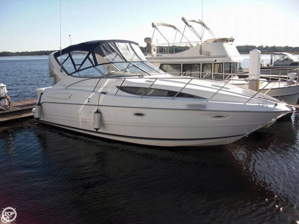 Used Bayliner 3055 Ciera Sunbridge Express Cruiser Boat For Sale