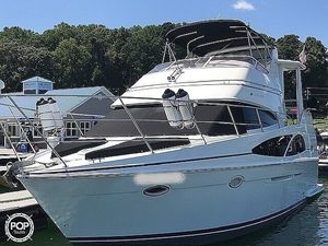 Used Carver 36 Motor Yacht Aft Cabin Boat For Sale