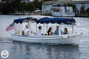 Used Duffy 18' Classic Runabout Boat For Sale