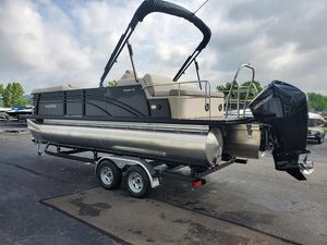 New Harris 230 Sunliner Pontoon Boat For Sale