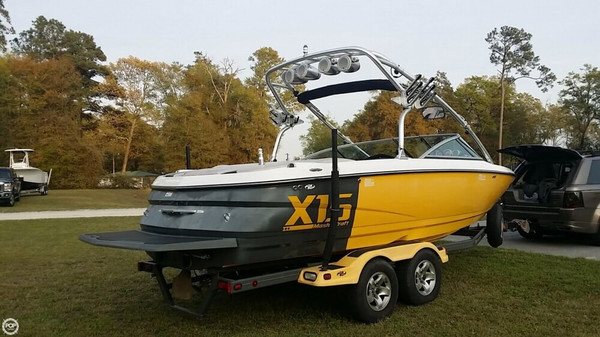 Used Mastercraft X 15 Ski and Wakeboard Boat For Sale