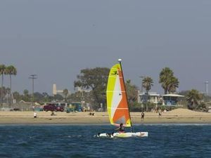 New Hobie Wave Cruiser Sailboat For Sale