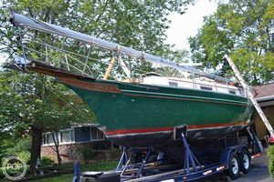 Used Bayfield Yachts B-29 Cutter Sailboat For Sale